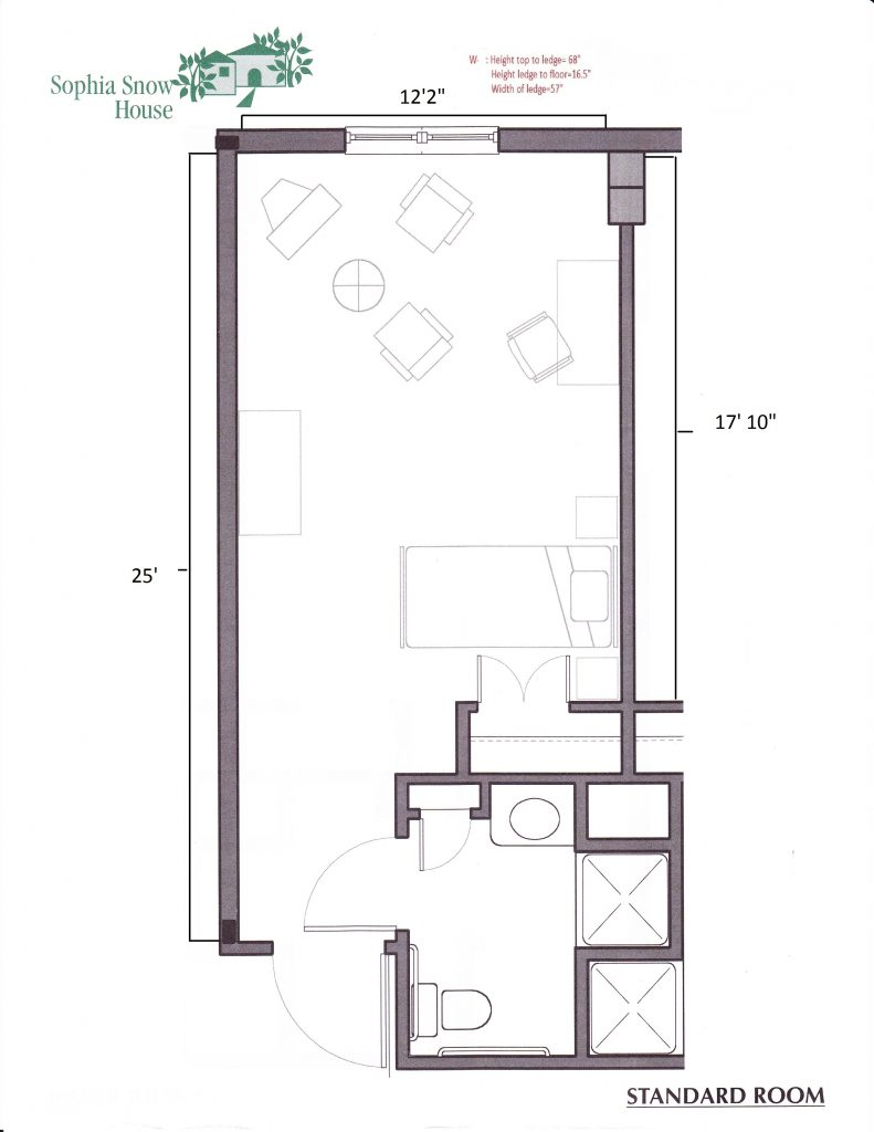 Sophia Snow House Floor Plan
